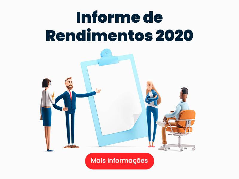 Informe de Rendimentos 2020