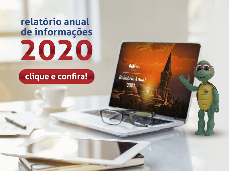 Relatório Anual de Informações 2020