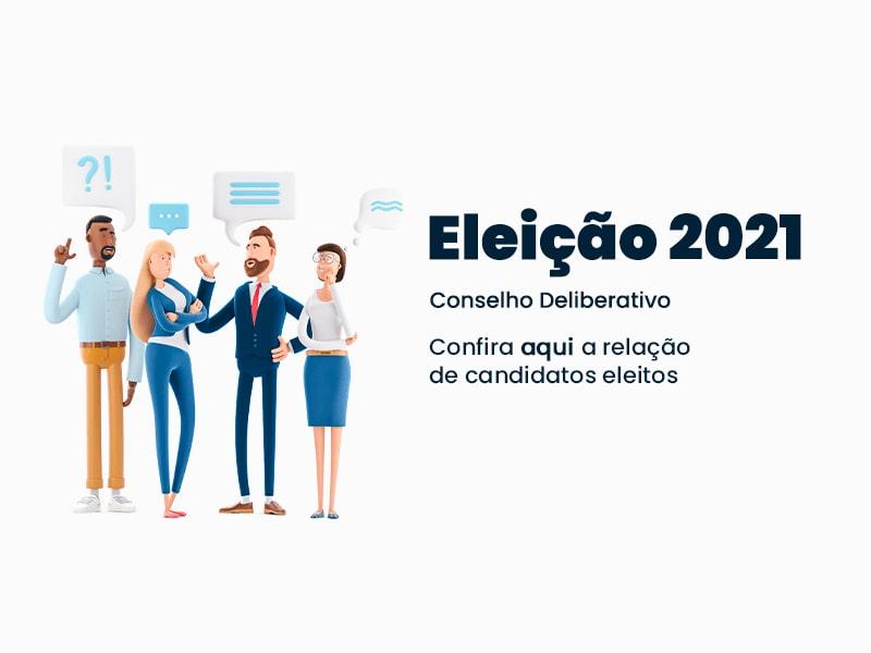 Homologação dos candidatos eleitos